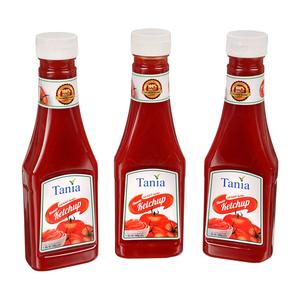 Tania Tomato Ketchup 3x340g
