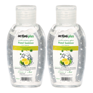 Active Plus Hand Sanitizer 60ml
