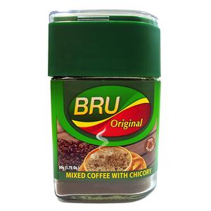 Bru Optima Original Coffee Bottle 50g