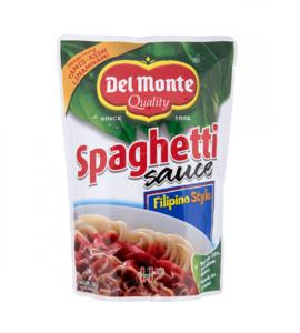Delmonte Spaggetti Sauce Filipino 250g