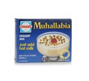 Greens Muhalabia Dessert 85g