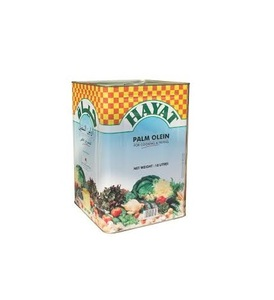 Hayath Palm Oil Tin 18L
