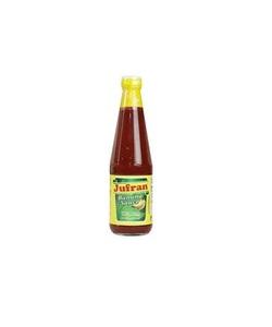 Jufran Banana Sauce Hot 560g