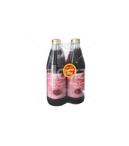 Natco Rose Syrup 2x725ml