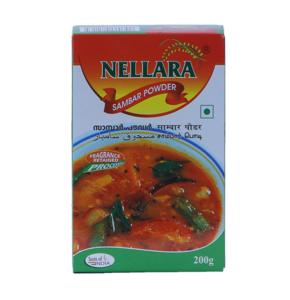 Nellara Sambar Powder 200g