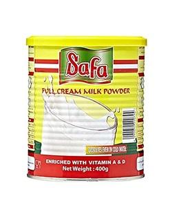 Safa Milk Powder Tin 400g