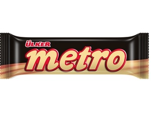 Ulker Metro Choc 40g