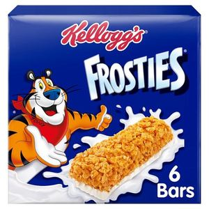 Kellogg's Frosties Cereal With Milk 6x25g