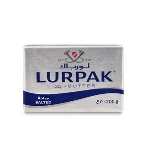 Lurpak Salted Butter 40x200g