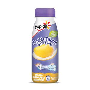 Yoplait Petit Filous Mango Drink 4x100ml