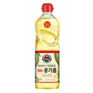 Cj Soy Bean Oil For Cooking 0.9L