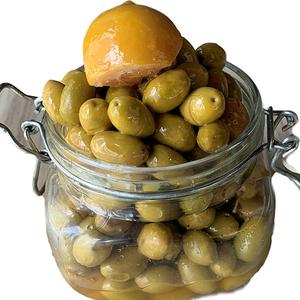 Green Olive Baladi 500g