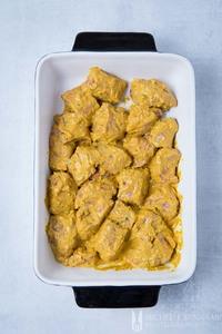 Marinated Indian Mutton 500g