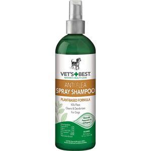 Vets Best Natural AntiFlea Easy Spray Shampoo 16oz