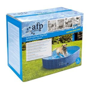 All For Paws Chill Out Splash & Fun Dog Pool Small 1pc