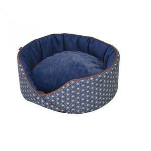Bobby Asanoha Nest Blue Small 1pc