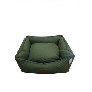 Catry Pet Cushion Dark Green 50x40x18cm 1pc
