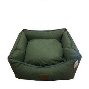 Catry Pet Cushion Dark Green 60x50x20cm 1pc