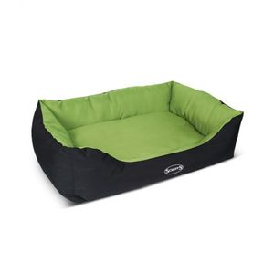 Scruffs Expedition Dog Bed Lime Large 1pc