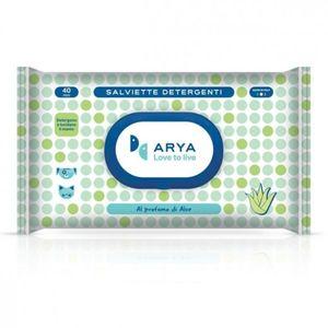 Arya Wet Wipes Aloe 1pc