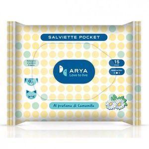 Arya Wet Wipes Chamomile Pocket 1pc