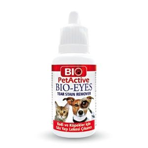 Bio Pet Active Eyes (Tear Stain Remover) 50ml