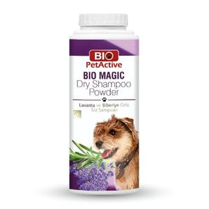 Bio Pet Active Magic Dry Beaphar Shampoo Powder 150g