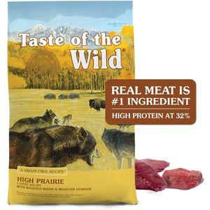 Taste Of The Wild - Bison Dry Food 2.27kg