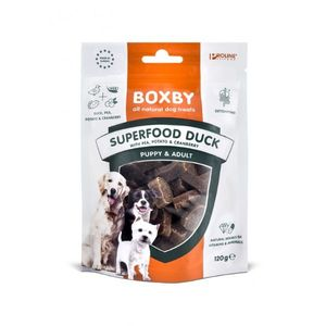 Proline Boxby Superfood Duck,Pea & Cranberry 120g