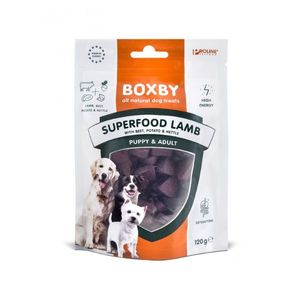 Proline Boxby Superfood Salmon, Carrot & Thyme 120g