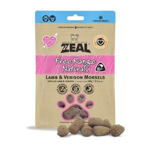 Zeal Dried Lamb And Venison 1pc