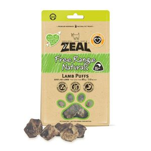 Zeal Lamb Puffs 1pc