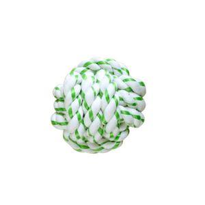 Chomper Dental Rope Ball Green 8cm