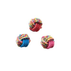 Chomper Bark A Boo Rope Tpr Ball 1pc