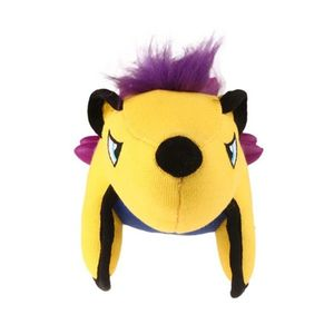 Gigwi Duraspikes Extra Durable Coon Yellow 1pc