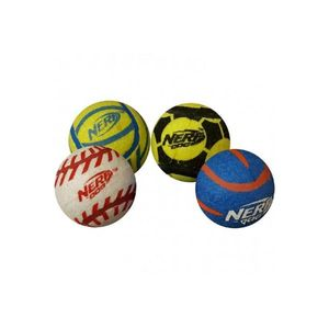 Nerf Dog Solid Tuff Sports Balls Medium 1pc
