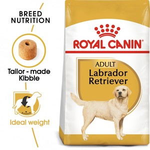 Royal Canin Dry Food for Adult Dogs, Labrador Retriever Breeds 3kg