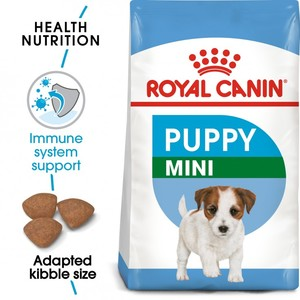 Royal Canin Puppy Mini Dry Food for Dogs 8kg