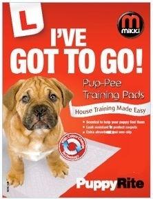 Mikki Pup Pee Training Pads 100pack
