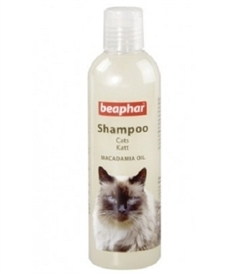 Beaphar Macadamia Oil Cat Shampoo 250ml