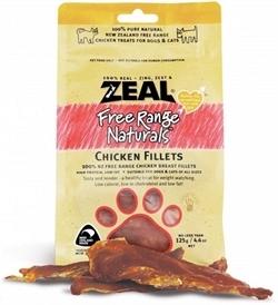 Zeal Chicken Breast Fillet 125g