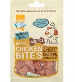 Armitage Good Boy Deli Bites Chicken 65g