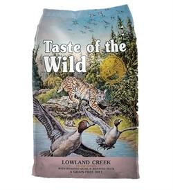 Taste Of The Wild Lowland Creek Feline Recipe 2.27kg