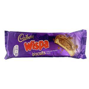 Cadbury Wispa Biscuits 124g