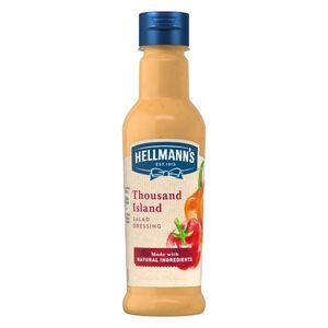 Hellmann's 1000 Island Dressing 210ml