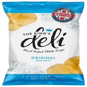 King's Deli Original Sea Salt 40g