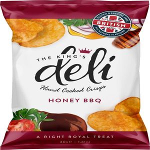 King's Deli Honey BBQ 40g