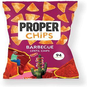 Proper Chips Lentil Chips Barbecue 85g