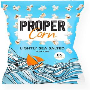 Propercorn Popcorn Sea Salt Light 70g