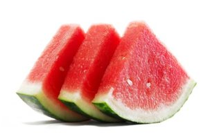 Watermelon Sliced 500g